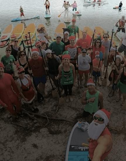 Jingle Jam Paddle Parade Orlando