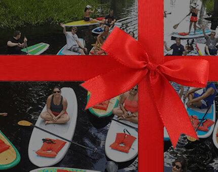 Paddle Board Orlando Gift Certificates