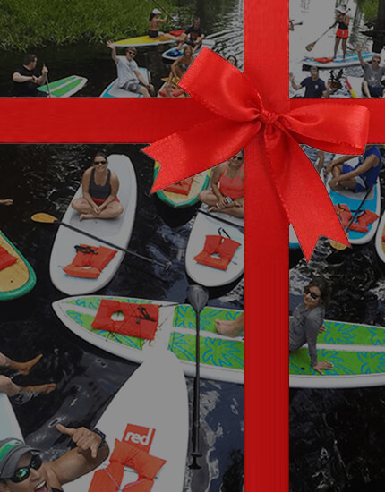 Paddle Board Orlando Gift Certificates