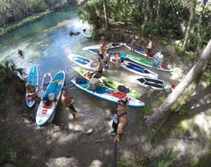 Silver Springs SUP Adventure