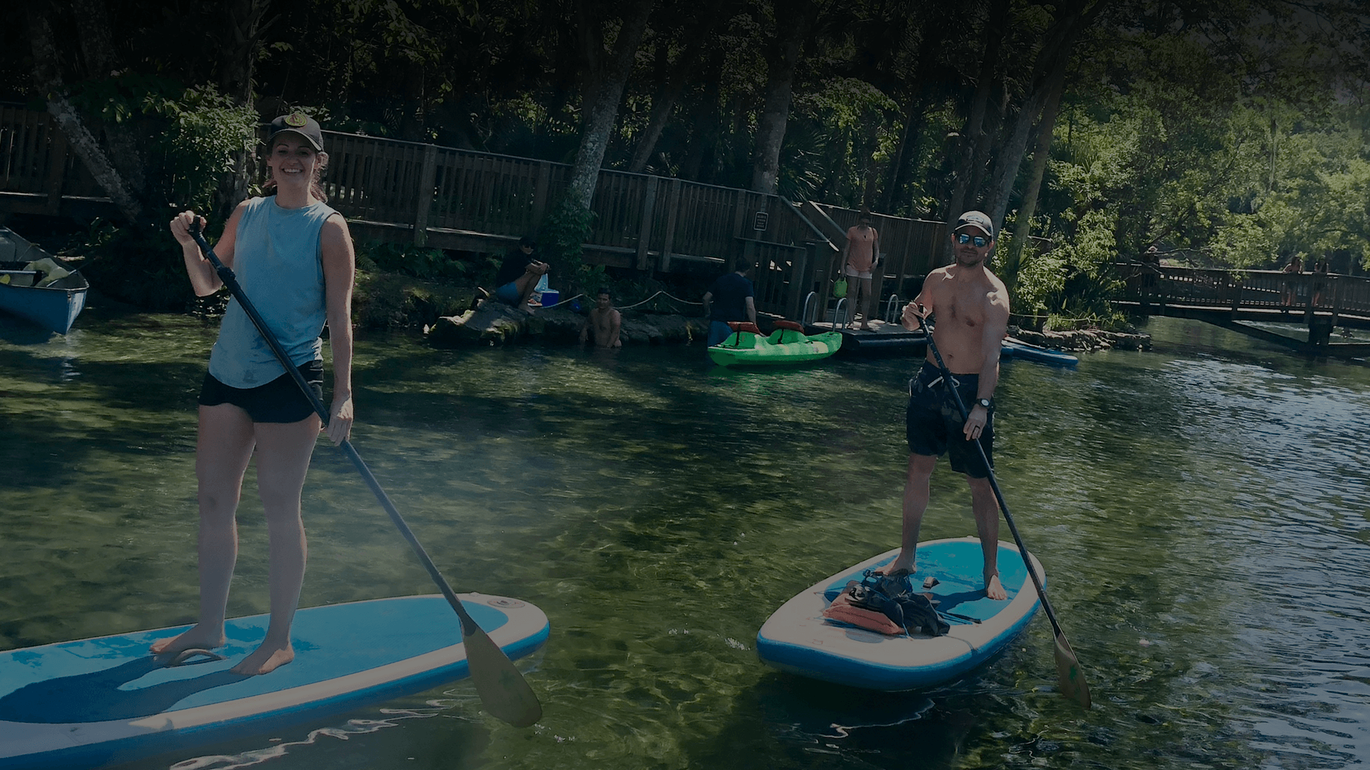 Wekiva SUP Adventures