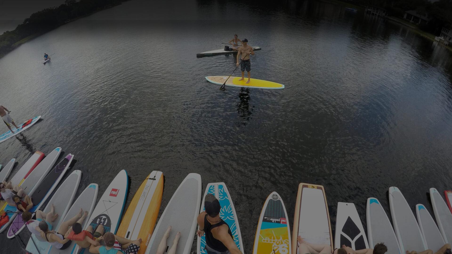 Thursday Morning Beginner Paddleboard Tour