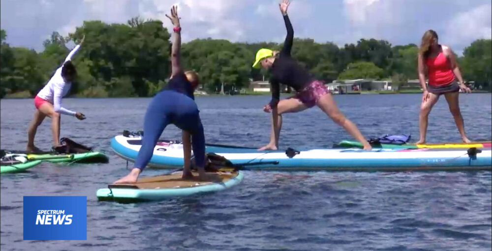 SUP Yoga Orlando Winter Park