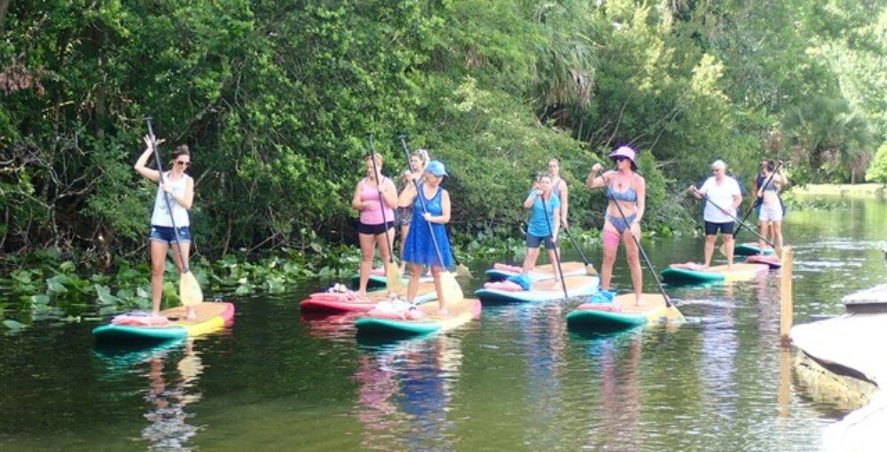 wekiva paddleboard orlando