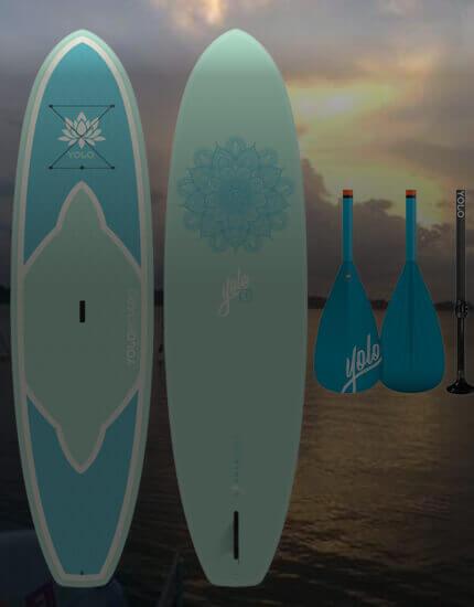 Premium Paddleboard Rental