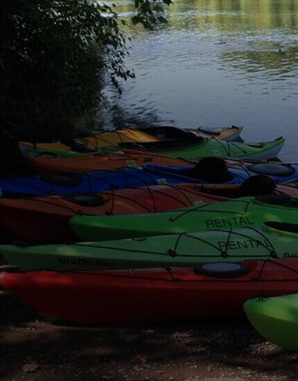 Single Sit On Top and Tandem Kayaks Rentals