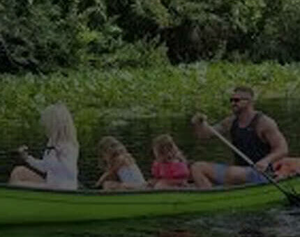 Three Seat Canoe Orlando Rental