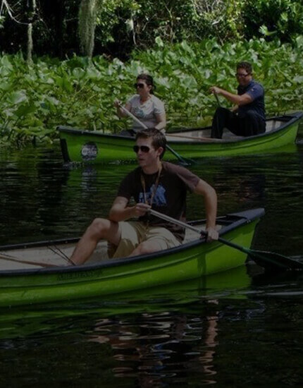 Two Seat Canoe Rental Orlando