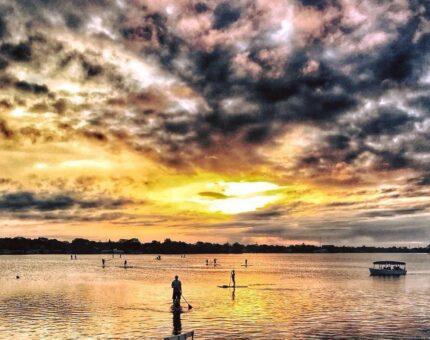 Sunset Paddles Paddle Tours