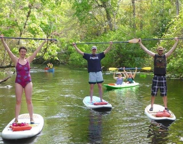 Wekiva River Eco Paddle Adventure
