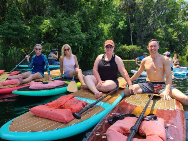 Our Friendly First Timers Tours are going Strong. Join Us for an Outing. RSVP by Clicking on the BIO Link.  . . . . . 📷 @tenacious_tom13 #visitorlando #vacationvibes #paddleboardtours #optoutside #orlandostrong #sunshinestate #funinthesun