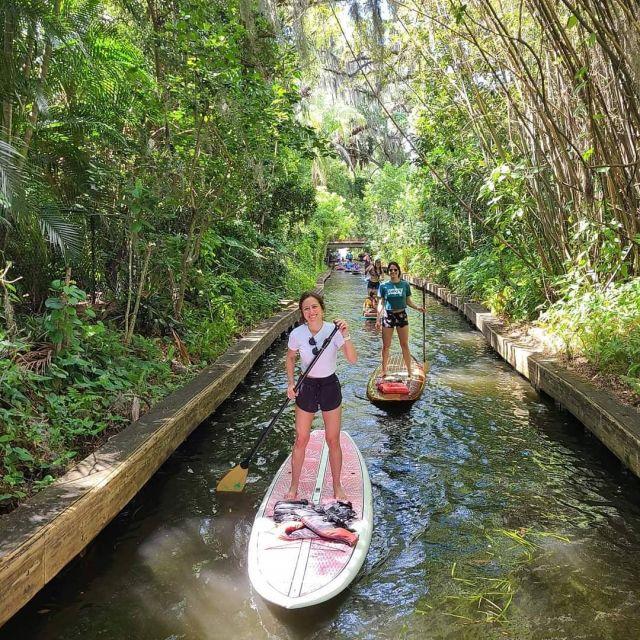 Going Stronger Than Ever... Join Us for your Next Adventure.  RSVP at www.paddleboardorlando.com  . . . . . 📷 @tenacious_tom13  . . . . . #vacationmode #travel #winterparkflorida #orlando #paddleflorida #rental #travelgram