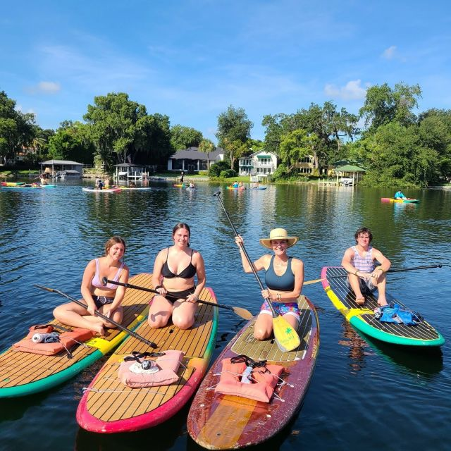 Lots of Summer Time Paddle Tours on the Calendar for 2021. Join Us!!! . . . . . @tenacious_tom13 @iluvwinterpark @the_palmlife  . . . . . #happy #paddleparadise #vacations #lifeonthewater #special #eventplanner #florida #orlandolife
